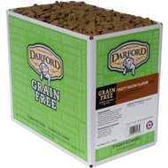 Darford Tasty Bacon Flavor Grain-Free Mini Dog Treats, 15-lb box
