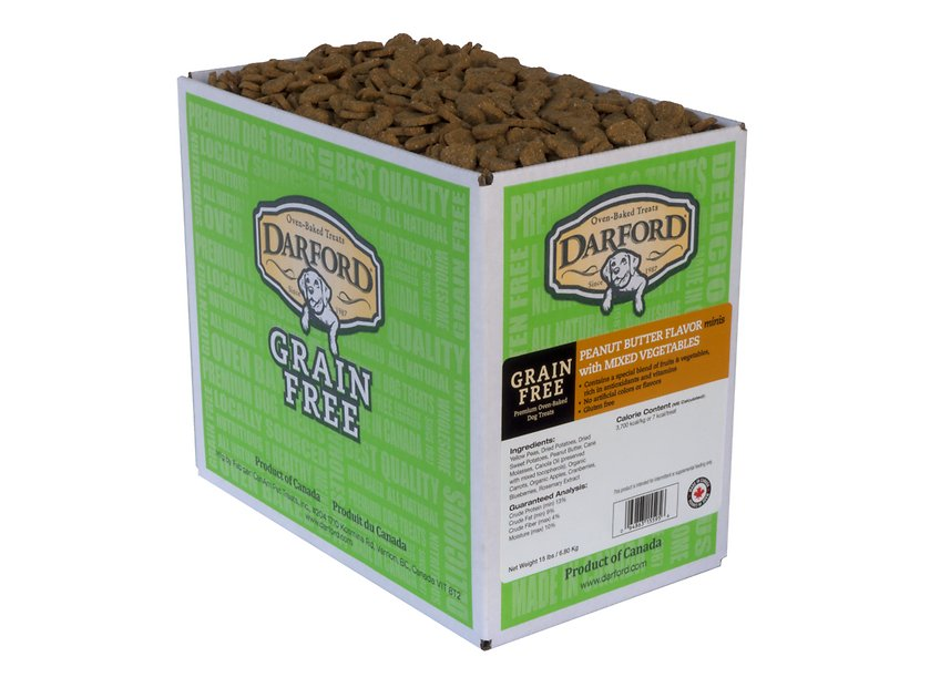 Darford Dog Treats Review