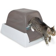 ScoopFree Ultra Self-Cleaning Cat Litter Box, Taupe