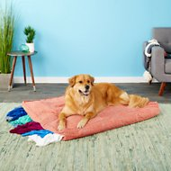 Molly Mutt Jitterbug Square Dog Duvet Cover, Huge