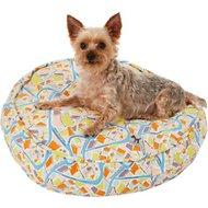 Molly Mutt Crossroads Round Dog Duvet Cover, Petite