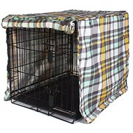 Molly Mutt Northwestern Girls Dog Crate Cover, Big