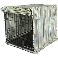 Molly Mutt I Don't Like Mondays Dog Crate Cover, Small