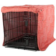 Molly Mutt Jitterbug Dog Crate Cover, Medium