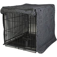 Molly Mutt Rough Gem Dog Crate Cover, Medium