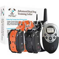PetSpy M86 Advanced Dog Training Collar, 2 dogs