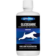 Pure Paw Nutrition Dog Dream Glucosamine Original Blend Dog Liquid Supplement, 32-oz bottle
