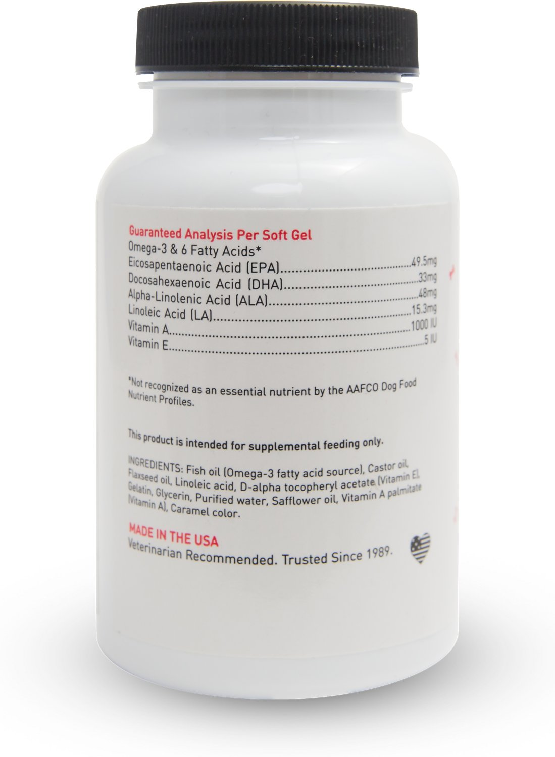 International veterinary sciences lipiderm fish oil omega for Omega 3 fish oil for dogs