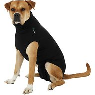 Suitical Recovery Suit for Dogs, Black, X-Large