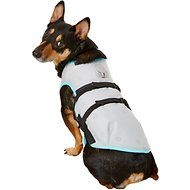 Suitical Dry Cooling Vest for Dogs, Small, Silver