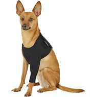 Suitical Recovery Sleeve for Dogs, Black, X-Small
