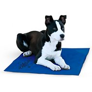 K&H Pet Products Coolin' Pet Pad Dog Mat, Blue, Large