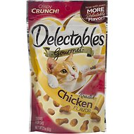 Hartz Delectables Roasted Chicken Cat Treat, 2.1-oz