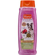 Hartz Groomer's Best 3-in-1 Conditioning Dog Shampoo, 18-oz bottle