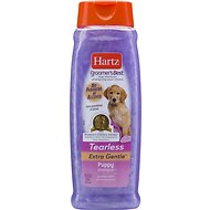 Hartz Groomer's Best Tearless Extra Gentle Puppy Shampoo, 18-oz bottle