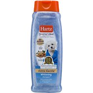 Hartz Groomer's Best Whitening Dog Shampoo, 18-oz bottle