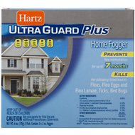 Hartz UltraGuard Household Fogger, 3 count