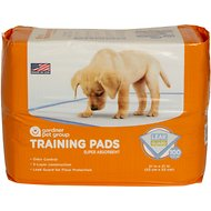 Gardner Pet Group Super Absorbent Training Pads, 100 count