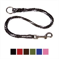 EzyDog Standard Dog Leash Extension, Black, 24-in