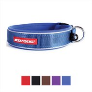 EzyDog Neo Classic Dog Collar, Blue, Small