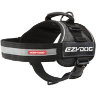 EzyDog Convert Dog Harness, Charcoal, Large