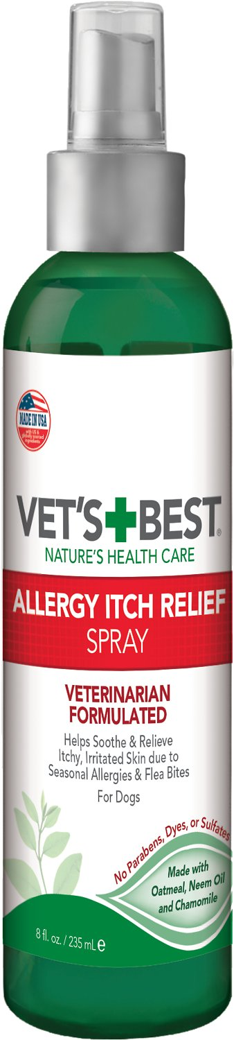 best stuff for dogs itchy skin