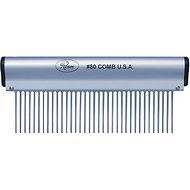 Resco Ergonomic Series Comb for Dogs, Cats & Small Pets, Medium