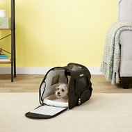 Caldwell's Soft Sided Pet Carrier, Black