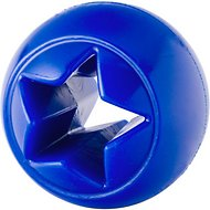 Planet Dog Orbee-Tuff Nooks Star Interactive Dog Toy, Royal