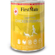 FirstMate Chicken Formula Limited Ingredient Grain-Free Canned Cat Food, 12.2-oz, case of 12