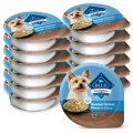 Blue Buffalo Divine Delights Roasted Chicken Flavor Hearty Gravy Dog Food Trays