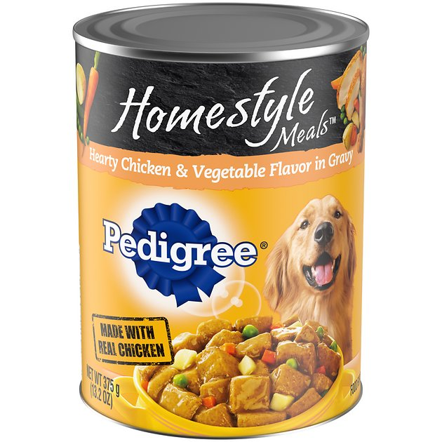Pedigree Canned Dog Food  Oz