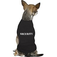 Parisian Pet Security Dog T-Shirt, X-Large