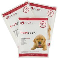 Smart Pet Love 24-Hour Heat Pack, 3 count