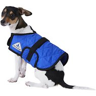 TechNiche International Evaporative Cooling Dog Coat, Royal Blue, X-Small