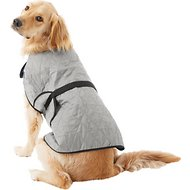 TechNiche International Evaporative Cooling Dog Coat, Silver, X-Large