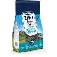 Ziwi Peak Air-Dried Mackerel & Lamb Dog Food, 5.5-lb bag