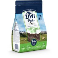 Ziwi Peak Air-Dried Tripe & Lamb Dog Food, 2.2-lb bag