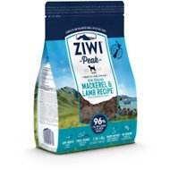 Ziwi Peak Air-Dried Mackerel & Lamb Dog Food, 2.2-lb bag