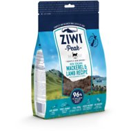 Ziwi Peak Air-Dried Mackerel & Lamb Cat Food, 14-oz bag