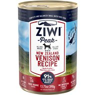 Ziwi Peak Venison Recipe Canned Dog Food, 13.75-oz, case of 12