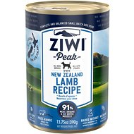 Ziwi Peak Lamb Recipe Canned Dog Food, 13.75-oz, case of 12