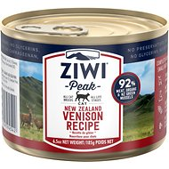 Ziwi Peak Venison Grain-Free Canned Cat Food, 6.5-oz, case of 12