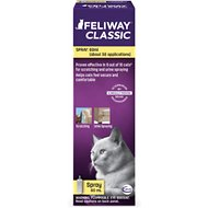 Feliway Travel Spray On The Go Management Behavior Modifier Spray, 60-ml bottle