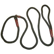 Remington Rope Slip Leash, 6-ft, Green