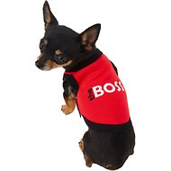 Parisian Pet The Boss Dog T-Shirt, XX-Small