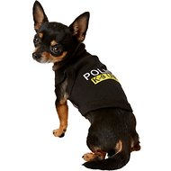 Parisian Pet Police Dog T-Shirt, XX-Small