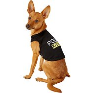 Parisian Pet Police Dog & Cat T-Shirt, Small