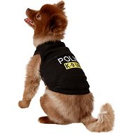 Parisian Pet Police Dog & Cat T-Shirt, Medium