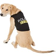 Parisian Pet Police Dog & Cat T-Shirt, Large
